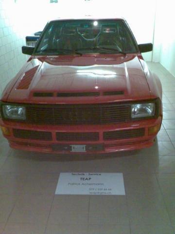 Audi Sport Quattro - Serien leistung 315ps mit LH-Jetronic - Kompletter motorumbau inkl bosch motronic einspritzung nennleistung 420ps - Getriebeumbau von 5Gang- auf 6Gang-Getriebe mit den erforderlichen antriebsstrang und fahrwerksanpassungen