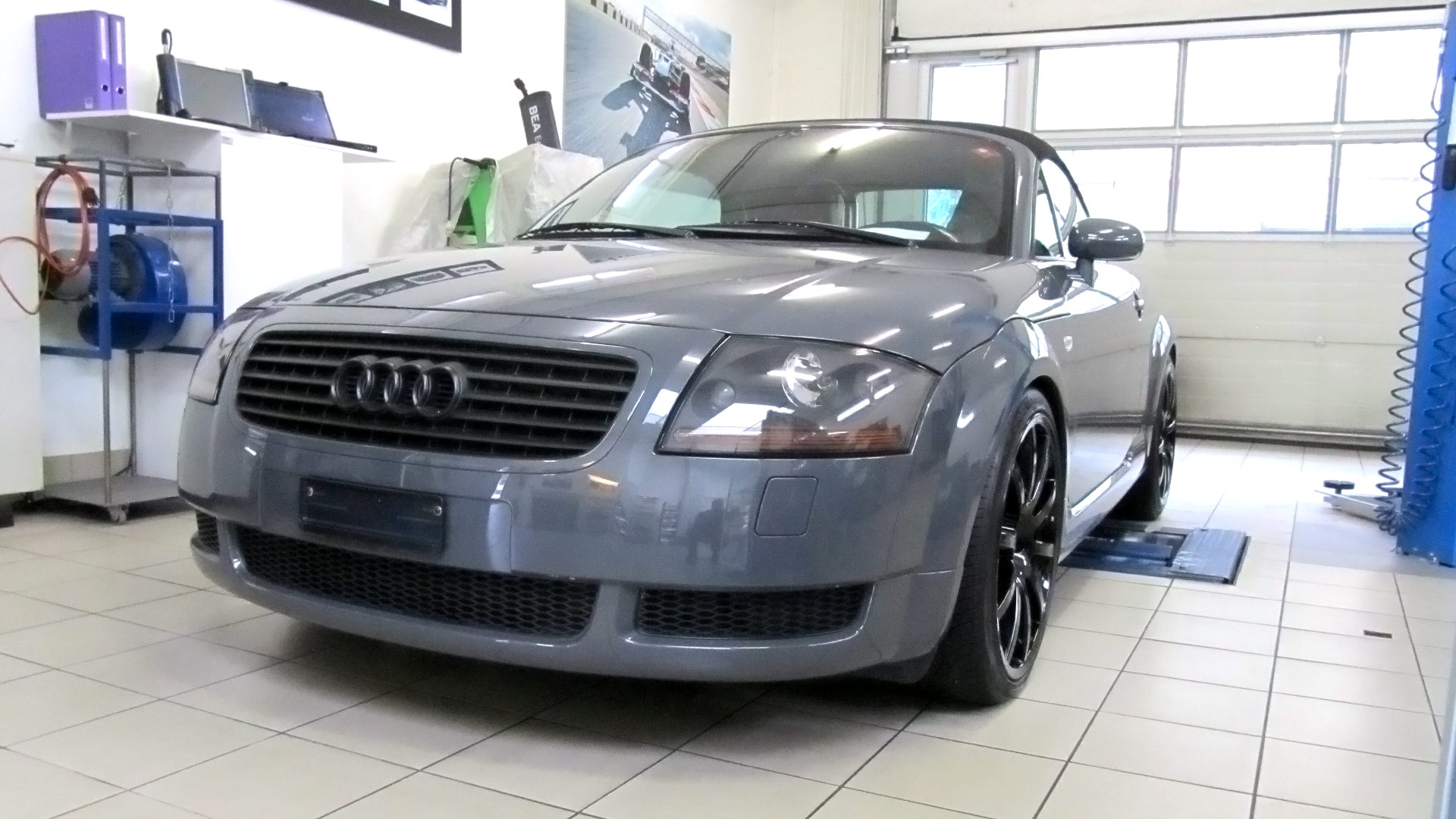 Audi TT Roadster Quattro 1.8lt Turbo