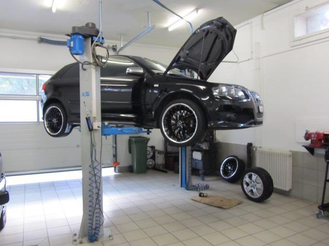 Audi S3 Quattro 2.0lt TFSI 194KW