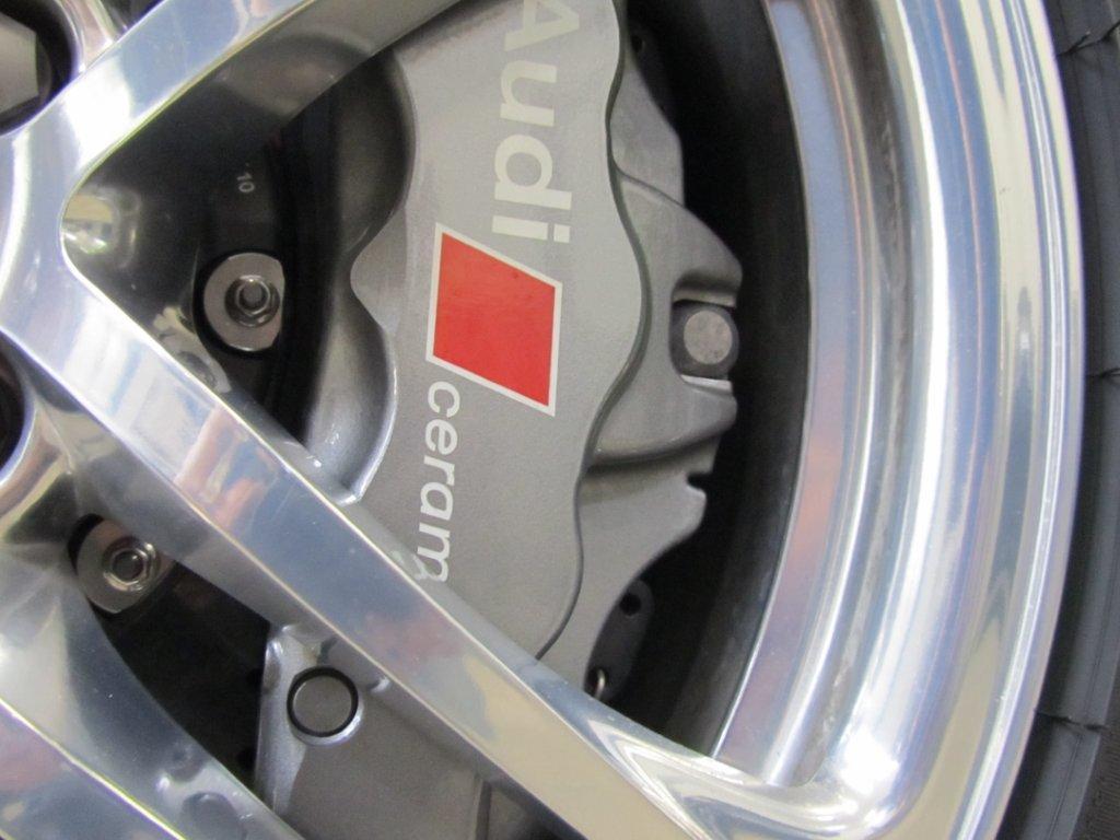 Audi R8 Carbon Bremsanlage