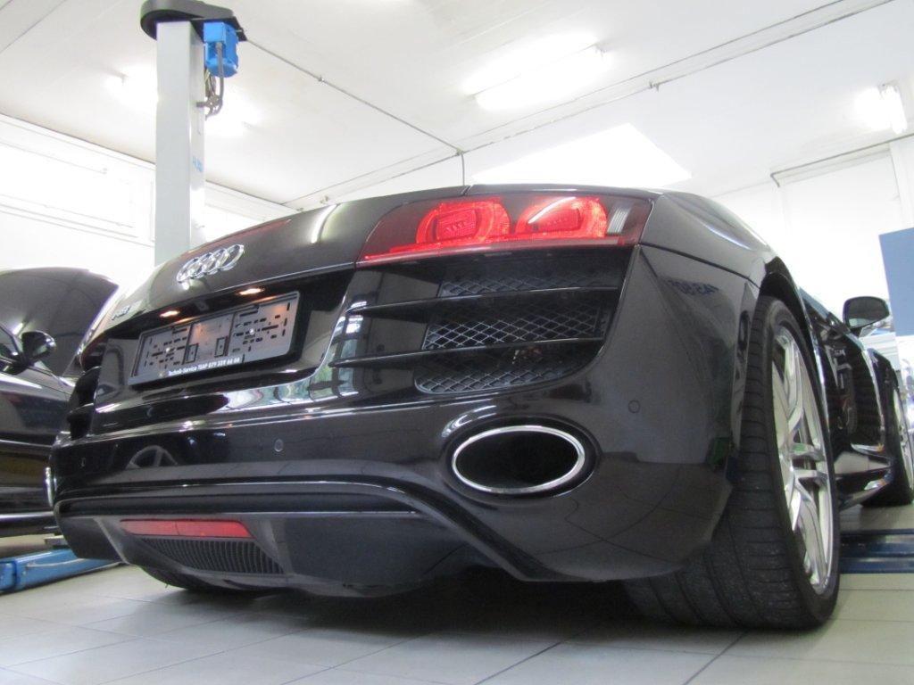 Audi R8 Spyder Cabriolet