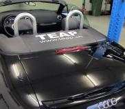 Audi TT Roadster 1.8lt Turbo mit TEAP Upgrade (Spezialauspuffanlage)