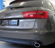 Audi A6 Avant Quattro 3.0lt TDI Comonrail 313PS / 230KW 8 Gang Automatik Farbe Dakotagrau metallic