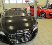 Audi R8 Coupe/Spyder V10 5.2lt FSI 383KW/520Ps