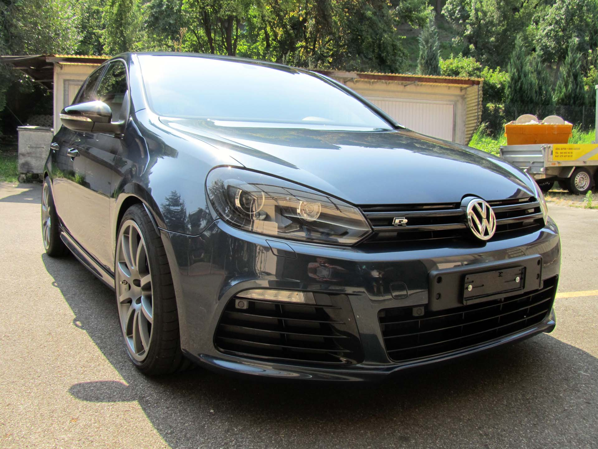 VW Golf 6 R GTI 220KW