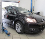VW Touran 2.0lt TDI 124KW