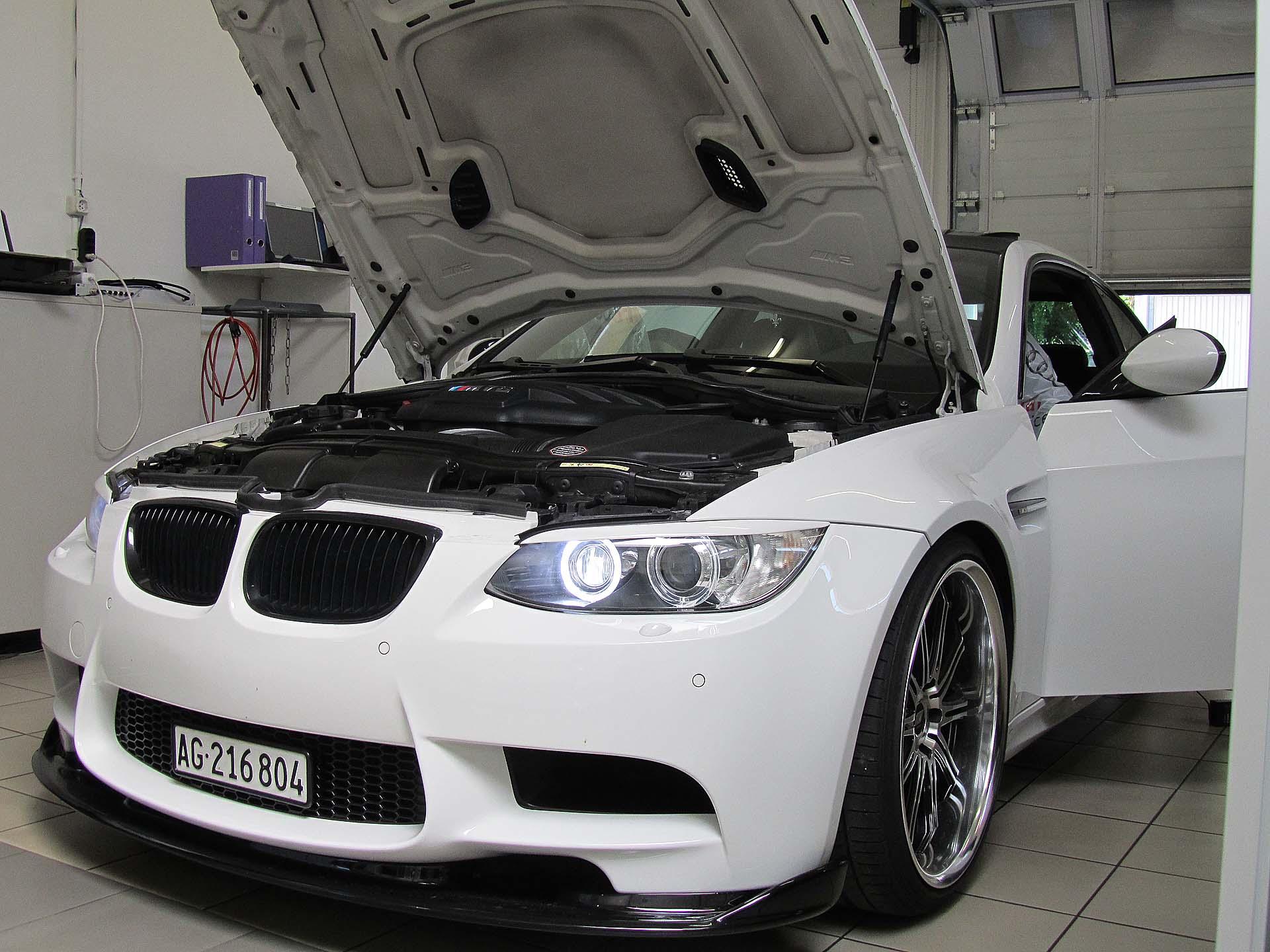 BMW M3 4.0lt V8 309KW