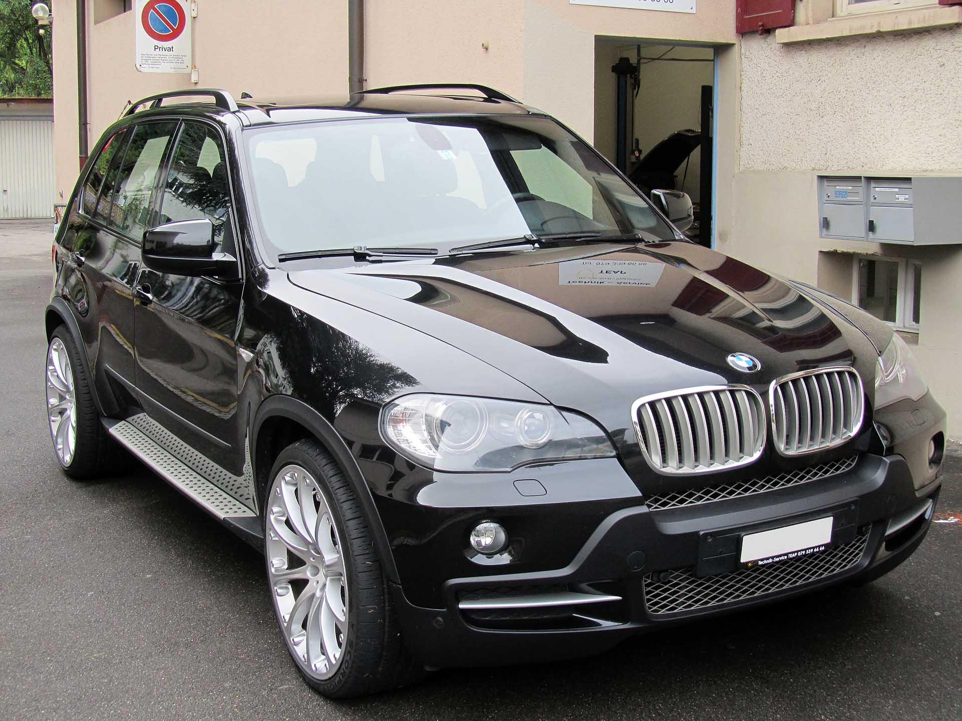 BMW X5 3.0lt Mit Fahrwerk Tieferlegung