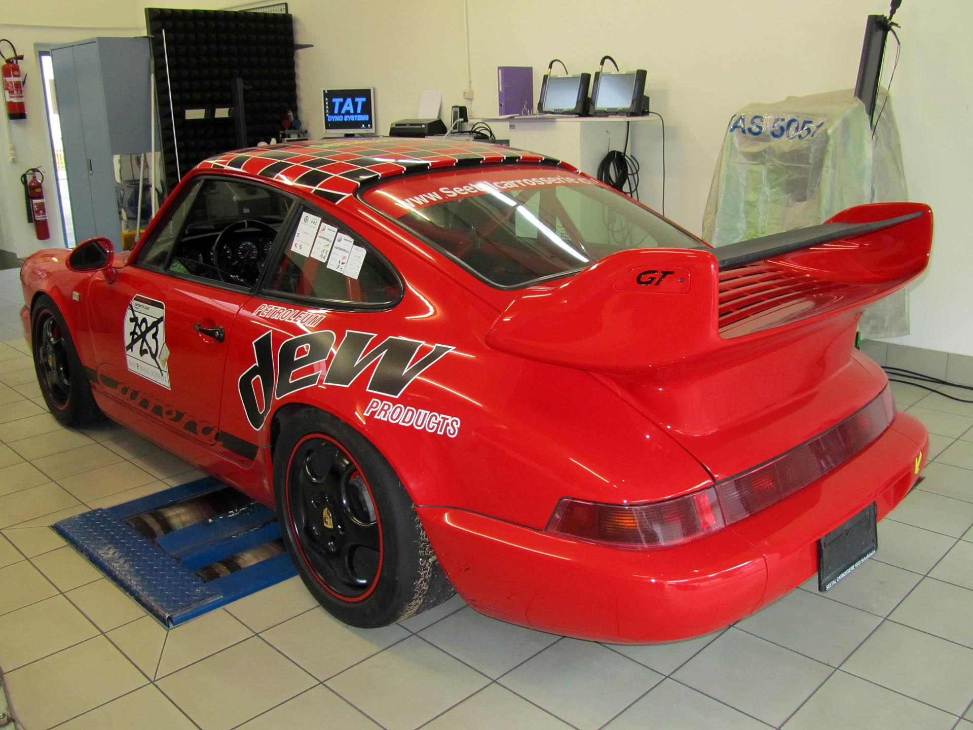 Porsche 964 C2 RS, 287PS/365NM