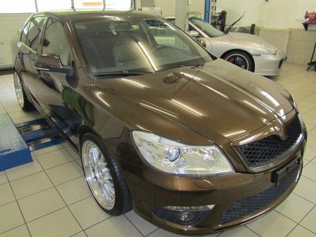Skoda RS Limousine 2.0lt TFSI 184KW