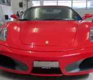 Ferrari F430 / F1, Hubraum: 4308 cm3, Achtzylinder V Mittelmotor, 490PS / 360kW