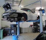 Porsche 996T 3.6 397KW bei mechanischer Instandstellung